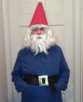 A Common Gnome Costume