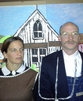 American Gothic Costume