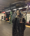 Angel of Death Grim Reaper Costume