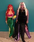 Ariel & Ursula Costume