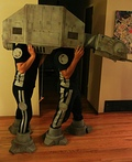 AT-AT Imperial Walker Costume