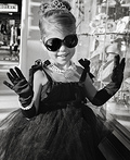 Audrey Hepburn Breakfast at Tiffanys Costume