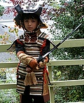 Authentic Samurai Costume Costume