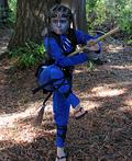 Avatar Ninja Costume