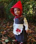 Baby Girl Gnome Costume