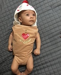 Baby Ice Cream Cone Costume