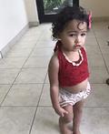 Baby Moana Costume
