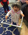 Baby Old Lady Costume