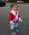 Baby Oompa Loompa Costume