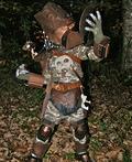 Baby Predator Costume