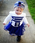 R2-D2 Baby Costume