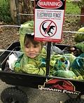 Baby Raptors Costume