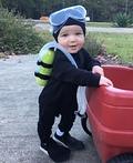 Baby Scuba Diver Costume