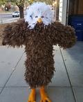 Bald Eagle Costume