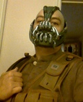Bane The Dark Knight Rises Costume