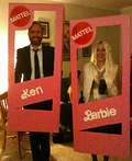 Barbie and Ken Costume
