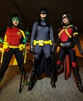 Batman and Robins Costume