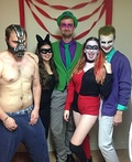 Batman Villains Costume