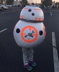BB-8 Droid Costume