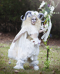 Beautiful Satyr Costume