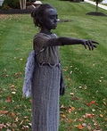 Beautiful Weeping Angel Costume