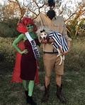 Beetlejuice Crew Costume