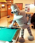 Bender Costume