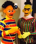 Bert and Ernie Costume