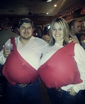 Big Knockers Costume