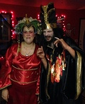 Big Trouble in Little China Costume