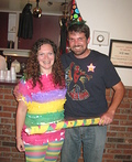 Birthday Boy & Pinata Costume