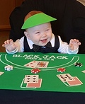 Blackjack Dealer Costume