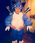 Blastoise Costume