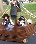 Pirates of the Carribean Costume