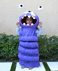 Boo Costume