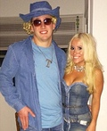 Britney Spears & Justin Timberlake Costume