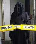 Brush With Death Costume
