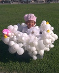 Bubble Bath Costume