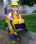 Colby the Bulldozer Costume