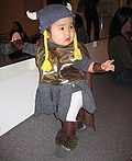 Bunnhilde Costume
