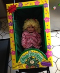 Cabbage Patch Doll in Box Costume