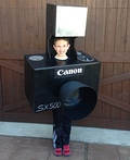 Camera Costume