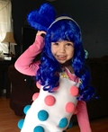 Candy Dots Costume