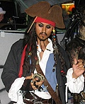 Capt Jack Sparrow Costume