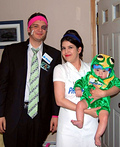 Car Insurance Family Costume