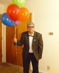 Carl Fredricksen and Russell from Up Costume