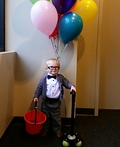 Carl Fredericksen from the movie Up Costume
