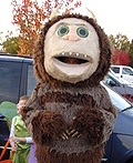 "Carol ""Where the Wild Things Are"" Costume"