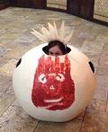 Castaway's Wilson Costume