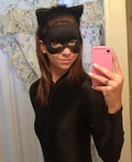 Cat Woman Costum